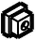 Schroff 4-Kantmutter 21101007 (VE100)