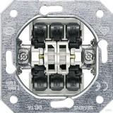 Siemens Doppel-We.-Schaltereinsatz Delta 5TA2118
