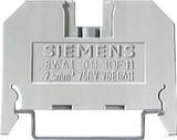 Siemens Durchgangsklemme 6mm, Gr.2,5 8WA1011-1DF11