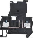 Siemens Sicherungsklemme 4qmm, schwarz 8WH6000-1GG08 (50 Stück)