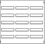 Striebel&John Reiheneinbaugerätemodul Bausatz MBG435