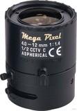 Tamron Varioobjektiv manuell 4-12mm M12VM412