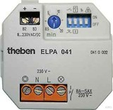 Theben Treppenlicht-Zeitschalter UP mit 12 Funktionen ELPA 041 UP