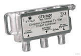Triax Bereichsweiche Sat/terr. 5-862 u.950-2400MHz CTS 2400