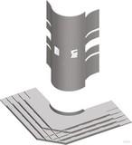 Unex Randleiste für Außeneck 93870 (6 Stück)