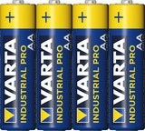Varta Batterie Alkali Indust. AA Mignon. LR6 4006 Ind. Fol.4