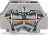 WAGO 2-L.Klemme 0,08-1,5mmq grau 260-301