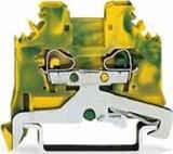 WAGO Schutzleiterklemme 0,08-2,5mmq gn/gelb 280-107
