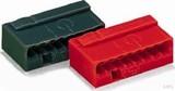 WAGO Verb.dosenklemme dgr 8x0,6-0,8qmm 243-208 (50 Stück)