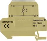 Weidmüller Bauelement-Reihenklemme 4qmm DKT 4/35 PT100 (10 Stück)