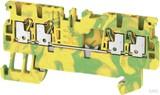 Weidmüller Reihenklemmen A-Reihe Universal A4C 1.5 PE (50 Stück)