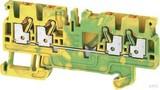 Weidmüller Reihenklemmen A-Reihe Universal A4C 2.5 PE (50 Stück)