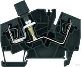 Weidmüller Sicherungs-Reihenklemme ZSI 6-2 2X2.5/G20 (20 Stück)