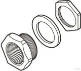 nVent Thermal Reduzierstück M25/M20 Messing REDUCER-M25/20